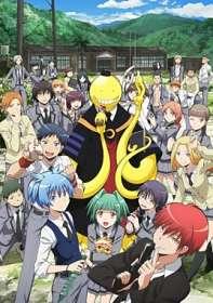 Ansatsu Kyoushitsu (TV) Temporada 2×25
