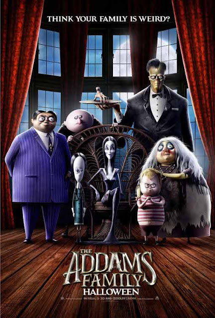 أقوى وأفضل أفلام 2019 المنتظرة بشدة فيلم الكوميديا The Addams Family