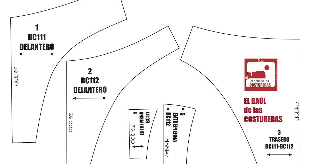 Pantaleta Bikini BC111 BC112