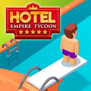 تحميل لعبة  Hotel Empire Tycoon APK النسخة المهكرة