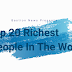 Top 10 Richest People In The World 2019