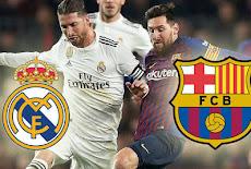 مشاهدة الكلاسيكو مباشر بين برشلونة وريال مدريد .. للموبايل واللابتوب