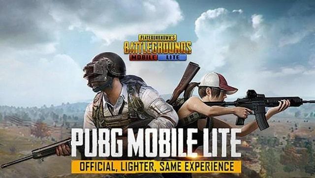 لعبة ببجي موبايل لايت PUBG Mobile Lite للاجهزة الضعيفة