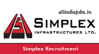 Simplex Infrastructures Recruitment
