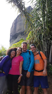 Pedra da Gávea Trilha