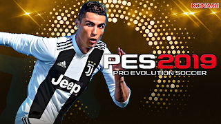 PES 2019 MOD DLS Classic Android Offline 150 MB HD Graphics