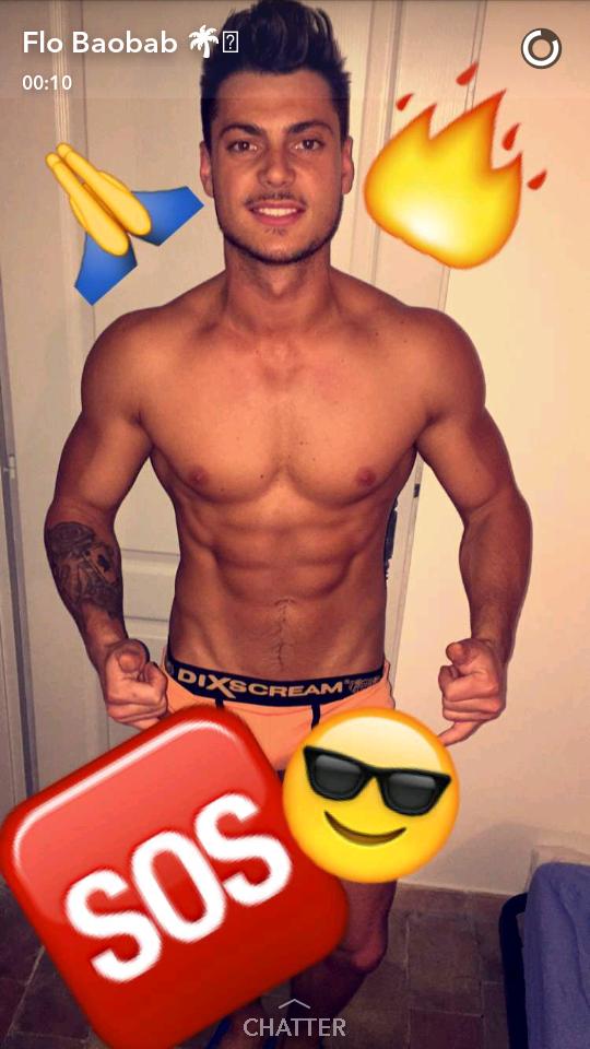 secret story 9 filles sexy les filles sexy à suivre sur snapchat