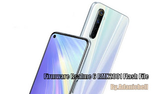 Firmware Realme 6 RMX2001 Flash File