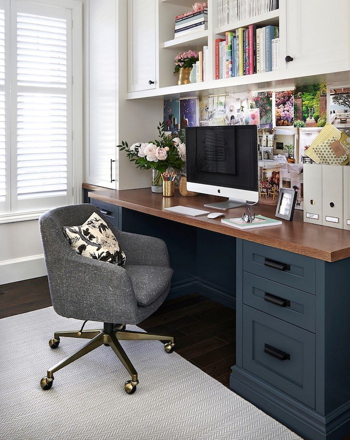 How To Set Yourself Up To Work From Home More Comfortably, Home Office Design, Work From Home Tips