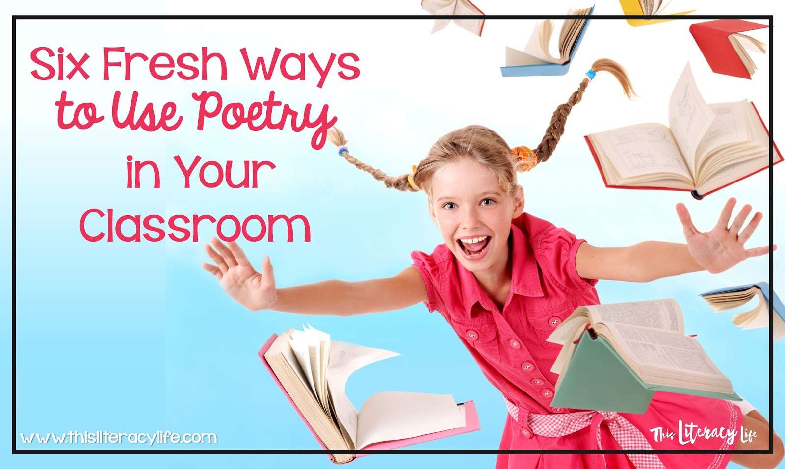 Using poetry to engage students in reading activities makes literacy instruction fun and exciting. These six ideas will help keep poetry fresh all year long.