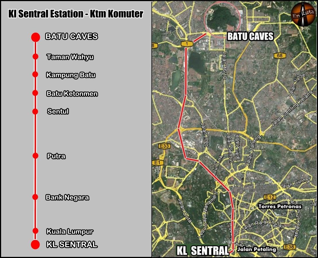KTM-Komuter-Kuala-Lumpur