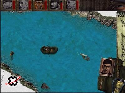 Download lines rar behind enemy full version free commandos