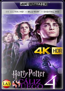 Harry Potter y el Cáliz de Fuego (2005) 4K UHD HDR LATINO/ESPAÑOL/INGLES