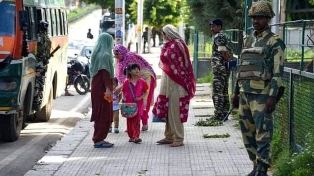 জম্মু কাশ্মিরে কৌশলে চলছে গণহত্য: জেনোসাইড ওয়াচ