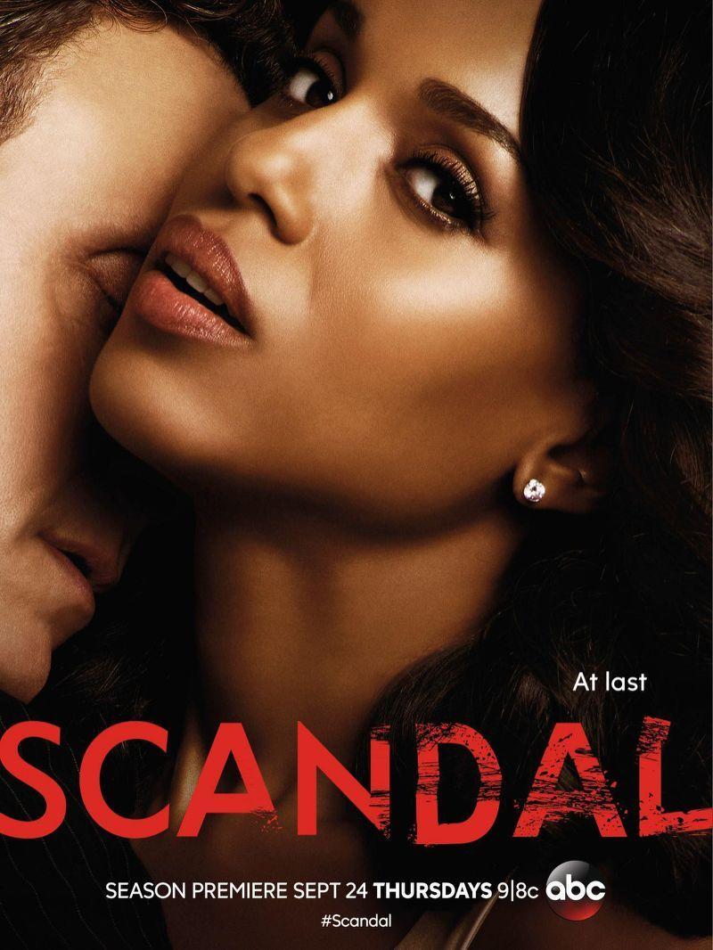 Scandal Serie Completa Ingles Subtitulado/Latino