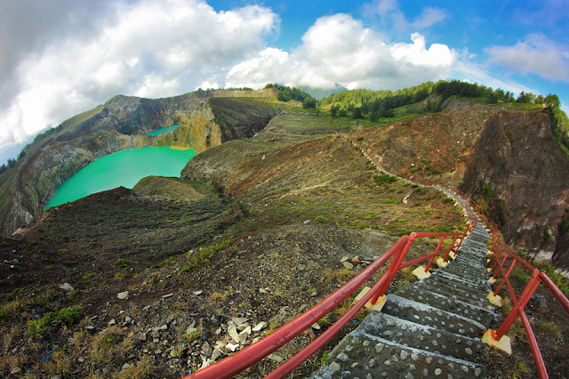 Mount Kelimutu Lakes