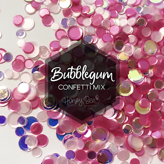 Bubble Gum Confetti Mix