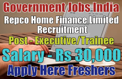Repco Home Recruitment 2019