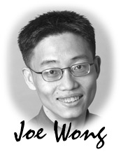 Joe Wong (Huang Xi 黄西) the Chinese biochemist (research on molecular biology and cancer) and part-time comedian