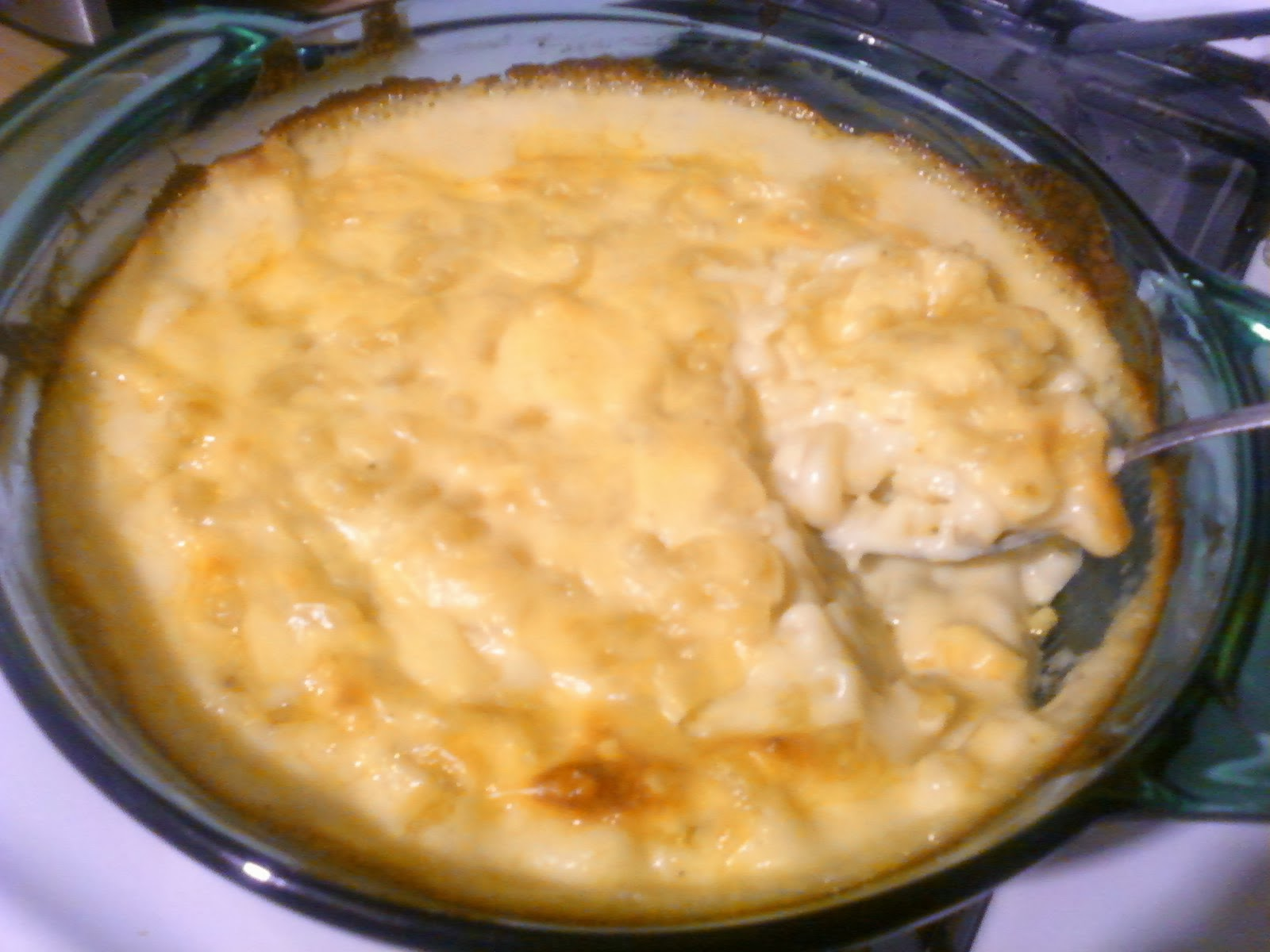 SalleeB's Kitchen: Macaroni and Colby Jack Cheese Recipe