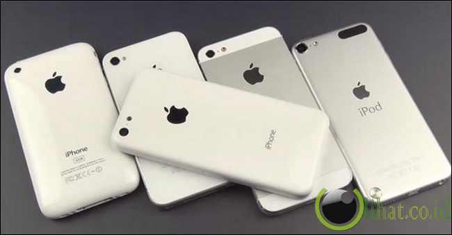 Apple iPhone 5S & 5C