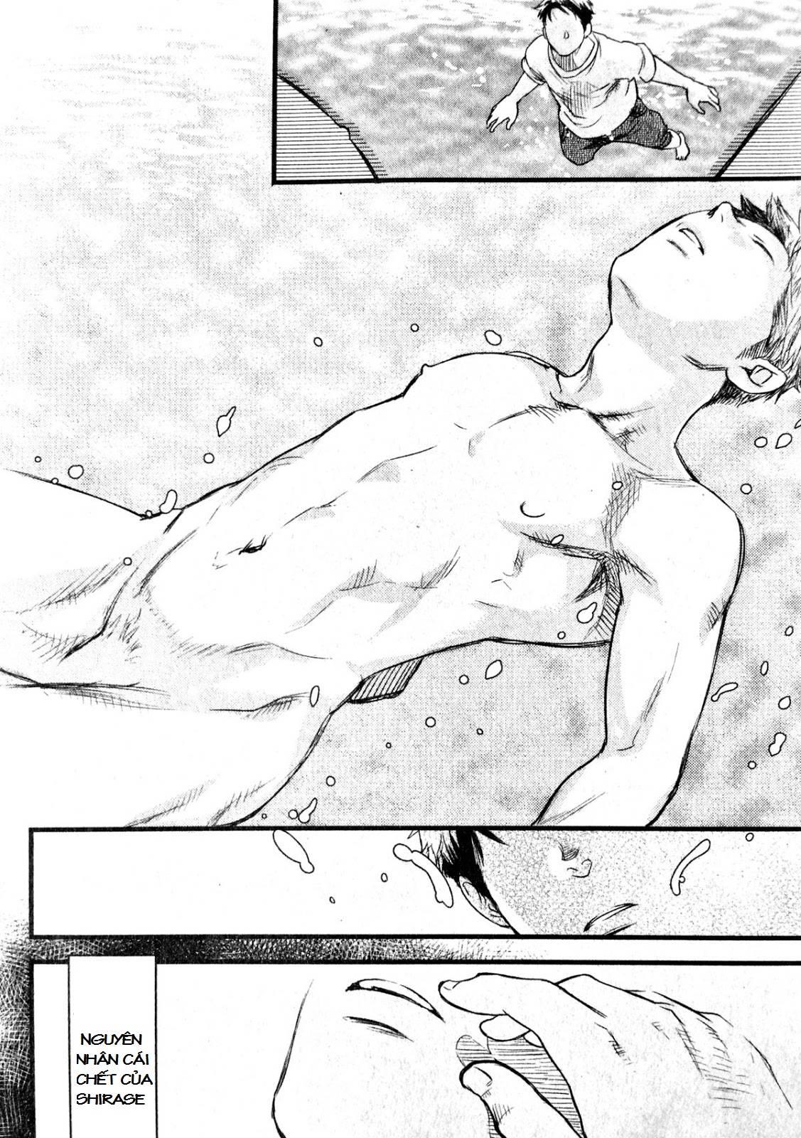 Trang 28 - Tuổi trẻ và Tội lỗi (- Tsukumo Gou (BOX)) - Truyện tranh Gay - Server HostedOnGoogleServerStaging