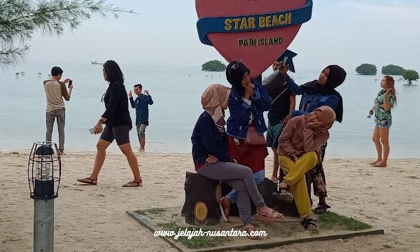 paket private trip wisata pulau pari