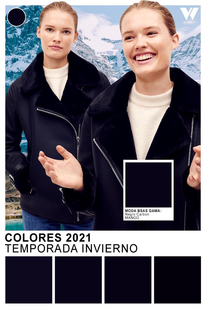 ideas para outfits otoño invierno 2021 mujer colores