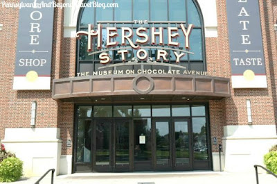 The Hershey Story Museum in Hershey Pennsylvania