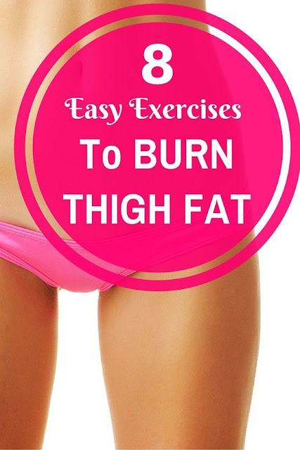 8 Easy Exercises to Lose Inner-Thigh Fat!