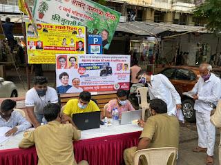मुंबई के ऑटोरिक्शा चालकों को आर्थिक मदद दिलाने के लिए आगे आईं शिवसेना | #NayaSaberaNetwork