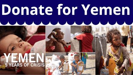 Save The People Of Yemen