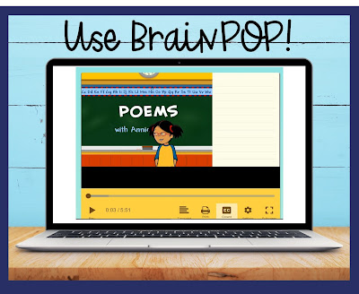 7 Poetry Activities for At Home and Classroom Learning