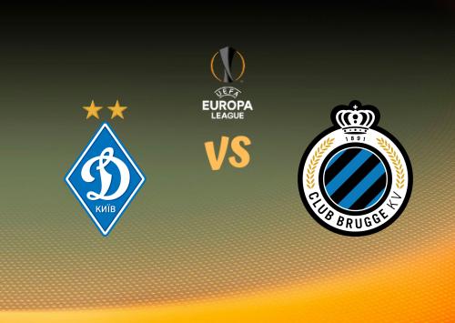 Dinamo Kiev vs Brujas  Resumen