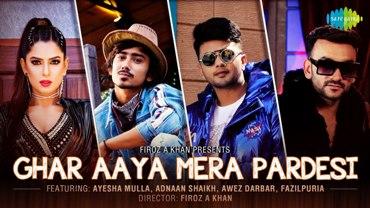 Ghar Aaya Mera Pardesi Lyrics - Fazilpuria & Jyotica Tangri