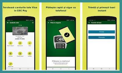 opinii cec pay aplicatie cec bank plata cu telefonul mobil