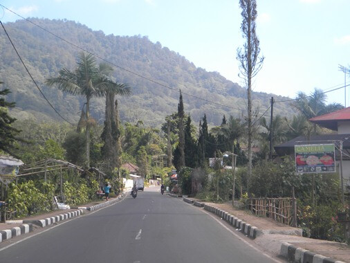 Tapak Vulcano - Bedugul Botanical Garden & Bali Treetop - Botanic Garden Conservation International Bali (BGCI) Indonesia - Eka Karya Botanic Garden