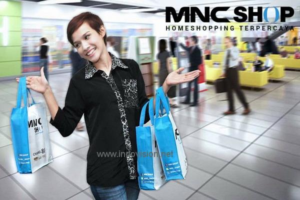 Jadwal tayang MNC Shop di Indovision.
