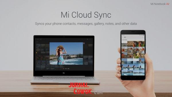 Harga dan Spesifikasi Mi Notebook Air