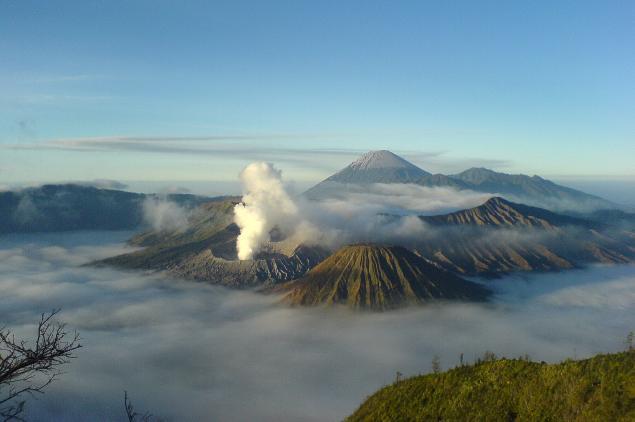 Tempat Wisata Gunung Bromo Jawa Timur