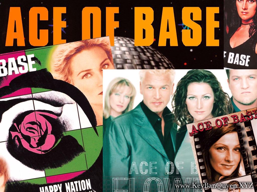 Tổng hợp Video Clip nhạc HD của nhóm Ace of Base