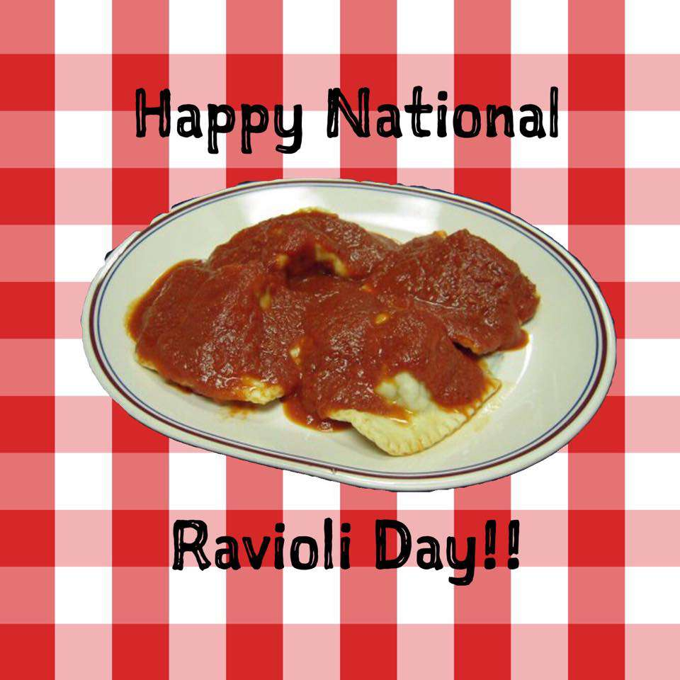 National Ravioli Day Wishes Images