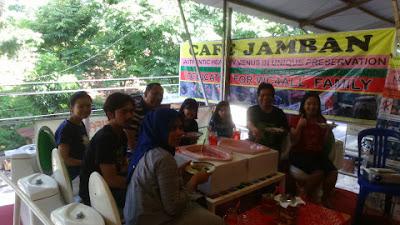 Sauasana Kafe Jamban