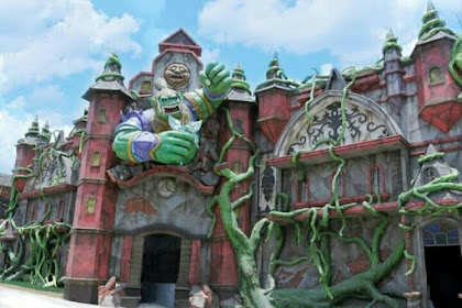 Harga Tiket Masuk Saloka Theme Park Tuntang Semarang, Lokasi & Petunjuk Arah