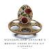 WonderlandUkraine's Beaded Cross Stitch Wood Kit Review and Giveaway