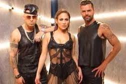 Wisin faz parceria com Jennifer Lopez e Ricky Martin