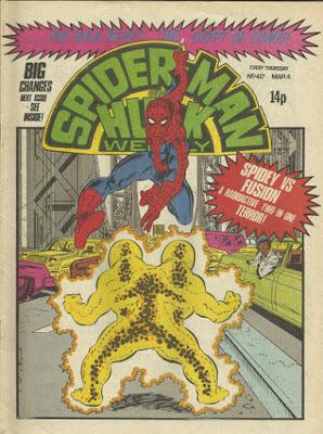 Spider-Man and Hulk Weekly #417