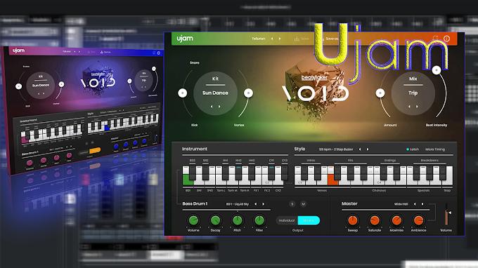 UJAM - Beatmaker VOID 2.1.2 VSTi, AUi, AAX x64 (iNTEL) [PATCHED]