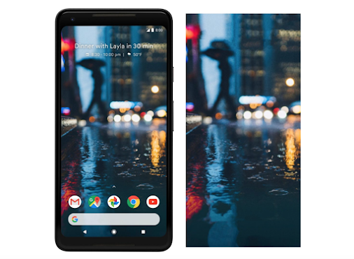 Get a taste of Pixel 2 and Pixel 2 XL! #Google #Android #Wallpaper #Pixel2 #Pixel2XL  http://www.kic...