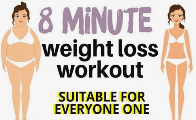 Quick Exercises For Weight Loss
